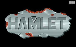 HAMLET [ハムレット] ©1993 PANTHER SOFTWARE [パンサーソフトウェア]